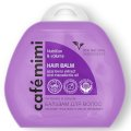 Nutrition & Volume Hair Balm with Açaí Berry Extract and Macadamia Oil
