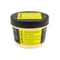 Anti-Acne Facial Scrub with Black Charcoal & Tea Tree