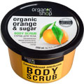 Organic Orange & Sugar Body Scrub