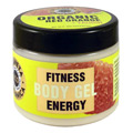 Organic Red Orange Fitness Energy Body Gel