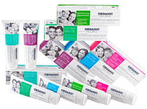 Organic People Toothpaste
