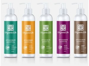 OrganicLife Shampoos and Conditioners
