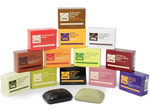 Nubian Heritage Soap Bars