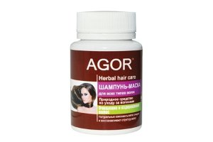 Dry Herbal Shampoo by Agor