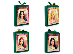 Ayurvedic Hair Dyes by Aasha Herbals