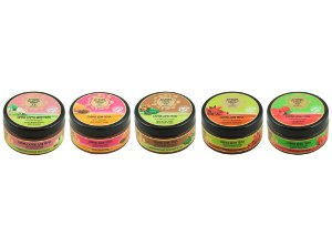 World's Best Recipes Body Scrubs by Planeta Organica