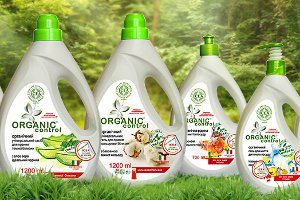 Organic Household Care Products by Organic Control