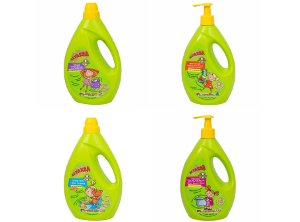 Kid-Friendly Household Products by KLYAKSA