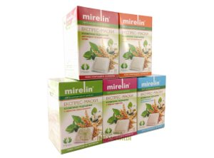 Express Face Masks in Sachets by Mirelin