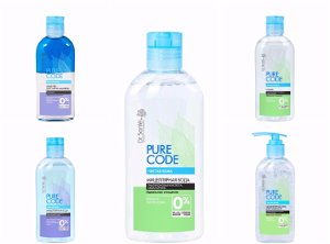 Innovative Skin Cleansing with Dr. Sante Pure Code