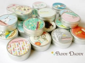 Solid Perfumes from Thailand by Paddy Daddy