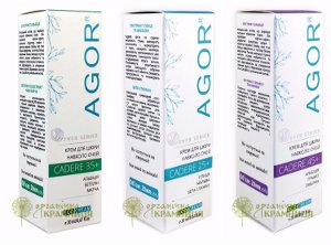 Eye Creams for Mature Skin by Agor