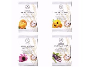 Dry Face Masks by Aromatika