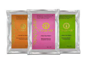 Natural Face Masks by Chandi