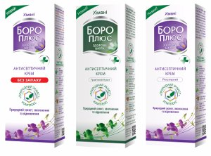 Antiseptic Skincare Products by Himani Boro Plus