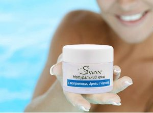 Eye Creams with Natural Extracts by Swan
