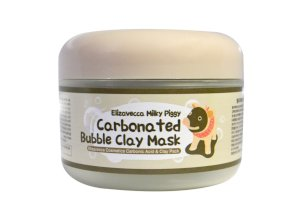 Korean Skincare Bestseller: Milky Piggy Carbonated Bubble Clay Mask by Elizavecca