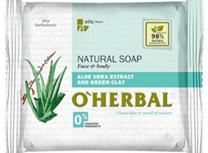 O'Herbal Soaps with Clay and Herbs