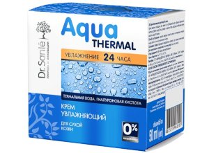 Dr. Sante Aqua Thermal: Moisturising Face Creams with Thermal Water and Hyaluronic Acid