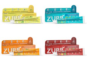 ZUBB Presents Bioactive Toothpastes with B&O Whitening System