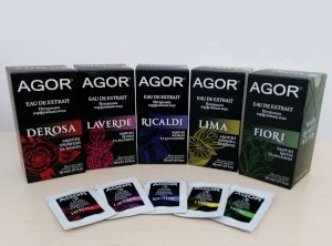 Agor Natural Perfume Waters