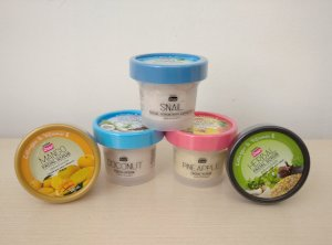 Banna Facial Scrubs from Thailand