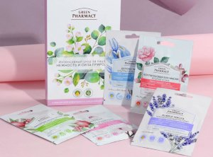 Green Pharmacy Face Masks